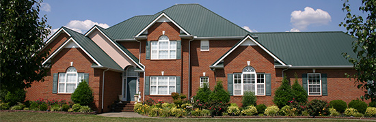 Metal Roofing Residential Nashville TN