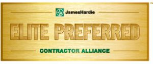 JamesHardie Elite Preferred Contractor