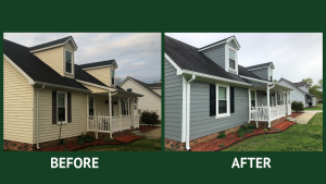 Vinyl Siding Replacement Project Spotlight