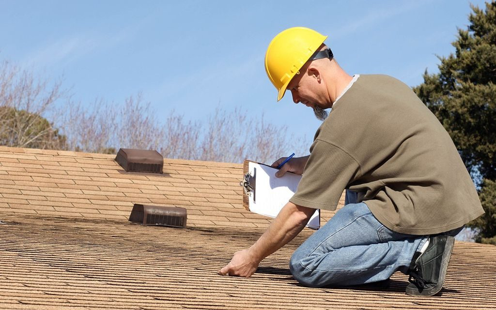 Scheduling Roof Inspections