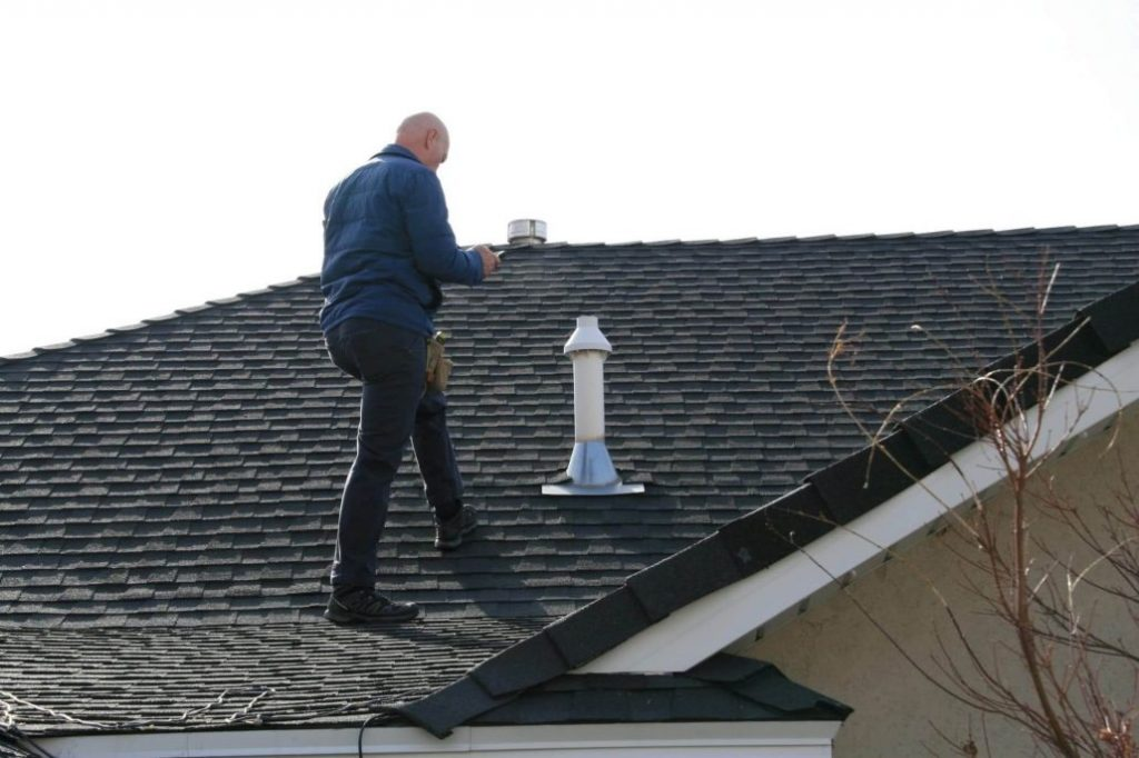 Roof Inspection for Insurance Claims