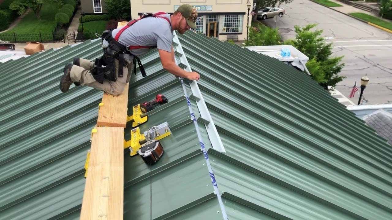 Metal Roof Installation Murfreesboro TN